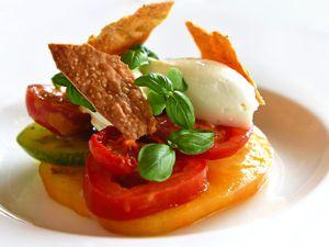 Fresh flavours – the tomato salad dish