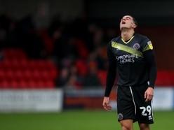 Ollie Norburn looking to find Shrewsbury scoring touch