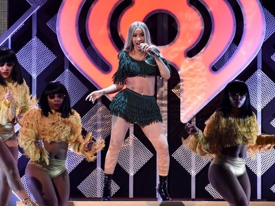 Cardi B among performers at Grammys