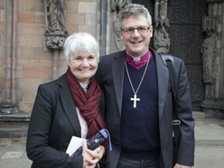 Bishop Mark to leave Shropshire for parish ministry