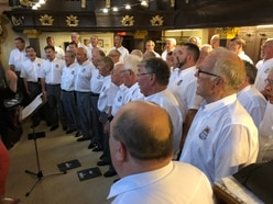 Three airports and 23 taxis: The Fron Choir's journey from hell
