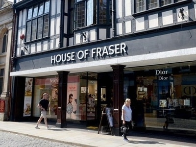Shropshire Council in behind-the-scenes talks to save Shrewsbury's House of Fraser