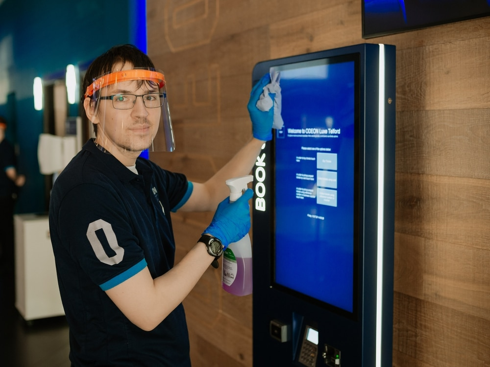Film fanatics delighted as Odeon Telford reopens with classics