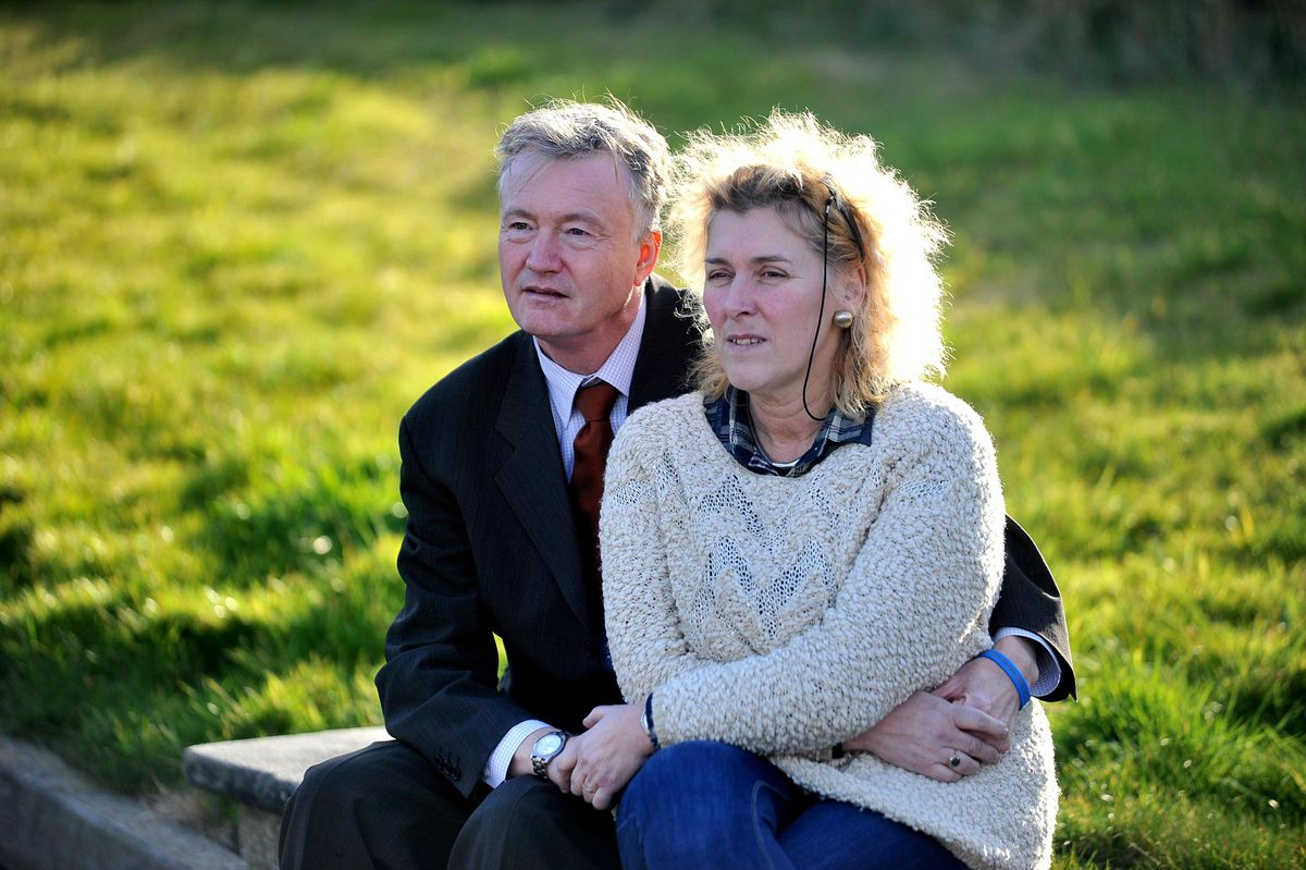Steve and Lynette Williams have called on the government to ensure 'life means life'