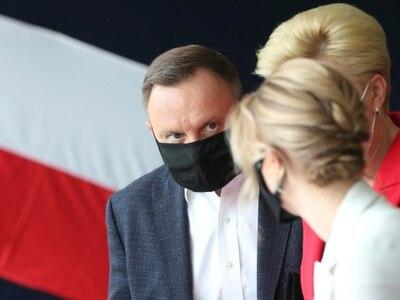 Poland's Andrzej Duda set for second term as president