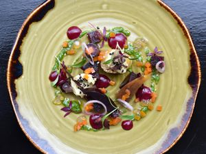 Memorable – the braised heritage carrots