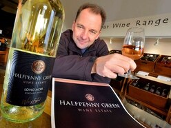 Exciting year ahead for Halfpenny Green winemakers