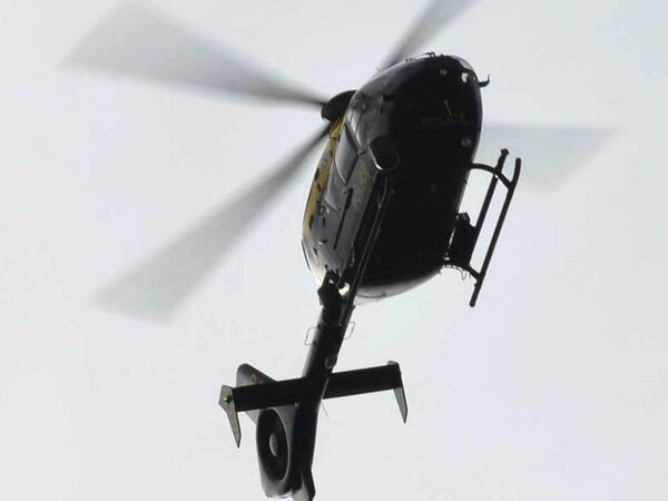 Police helicopter scrambled and man arrested over theft of quad bike near Shrewsbury