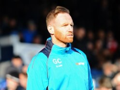 Telford boss Gavin Cowan is knocking down walls
