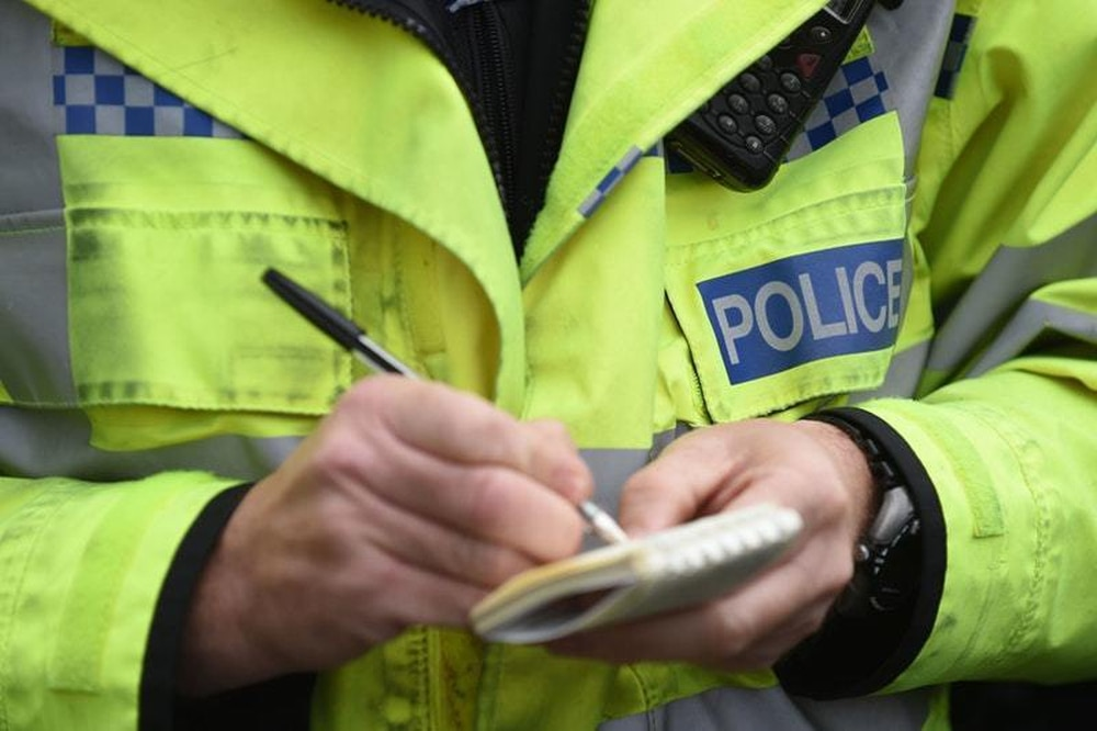 Police crackdown on knife crime takes place this week