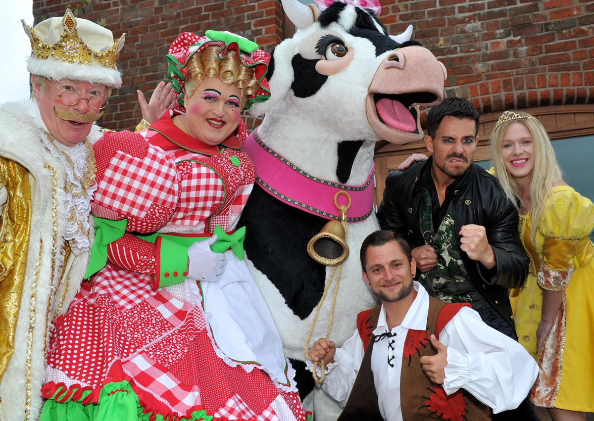 Jack and the Beanstalk has become Oakengates Theatre's most successful panto yet