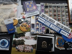 Shrewsbury Town fan's 'priceless' collection up for auction
