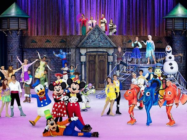 WIN: Tickets to Disney On Ice celebrates 100 Years of Magic in Birmingham