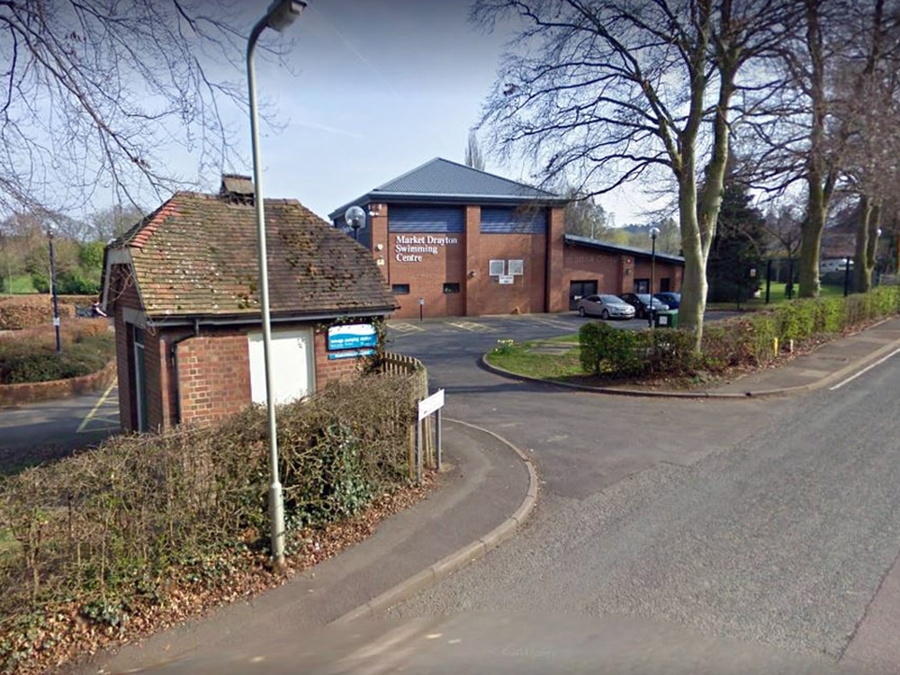 Market Drayton's swimming pool to remain shut until air con changes made