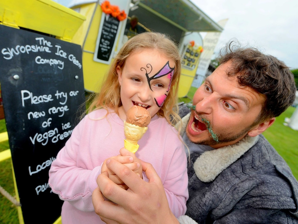 Shrewsbury free-from food fest is fabulous first time