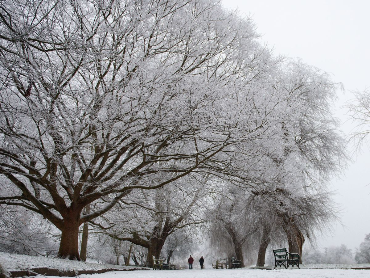 Winter weather Jan 8th 2021