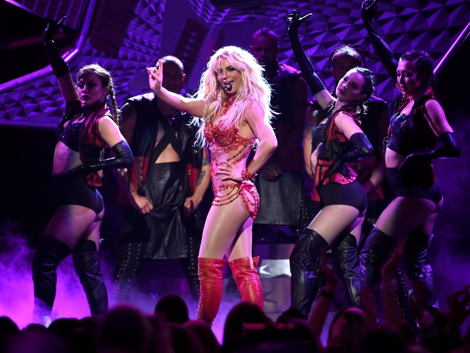 Test your knowledge on Britney Spears ahead of her Birmingham show - quiz