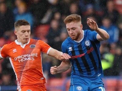 Rochdale 2 Shrewsbury Town 1 - Match highlights