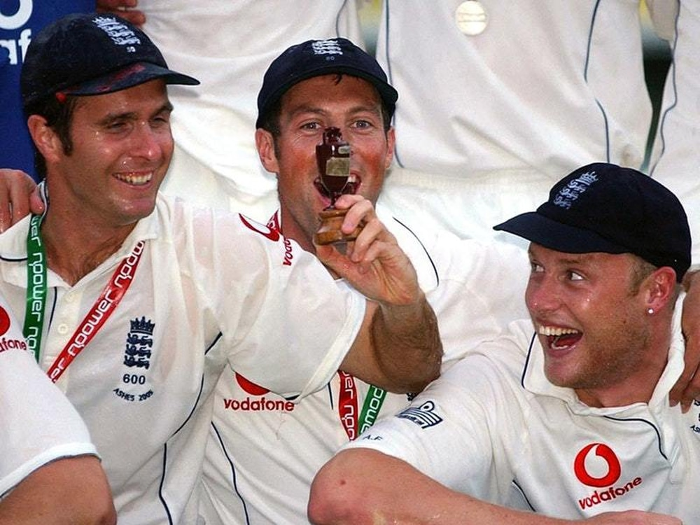 Looking back at England's 2005 Ashes heroes   Shropshire Star