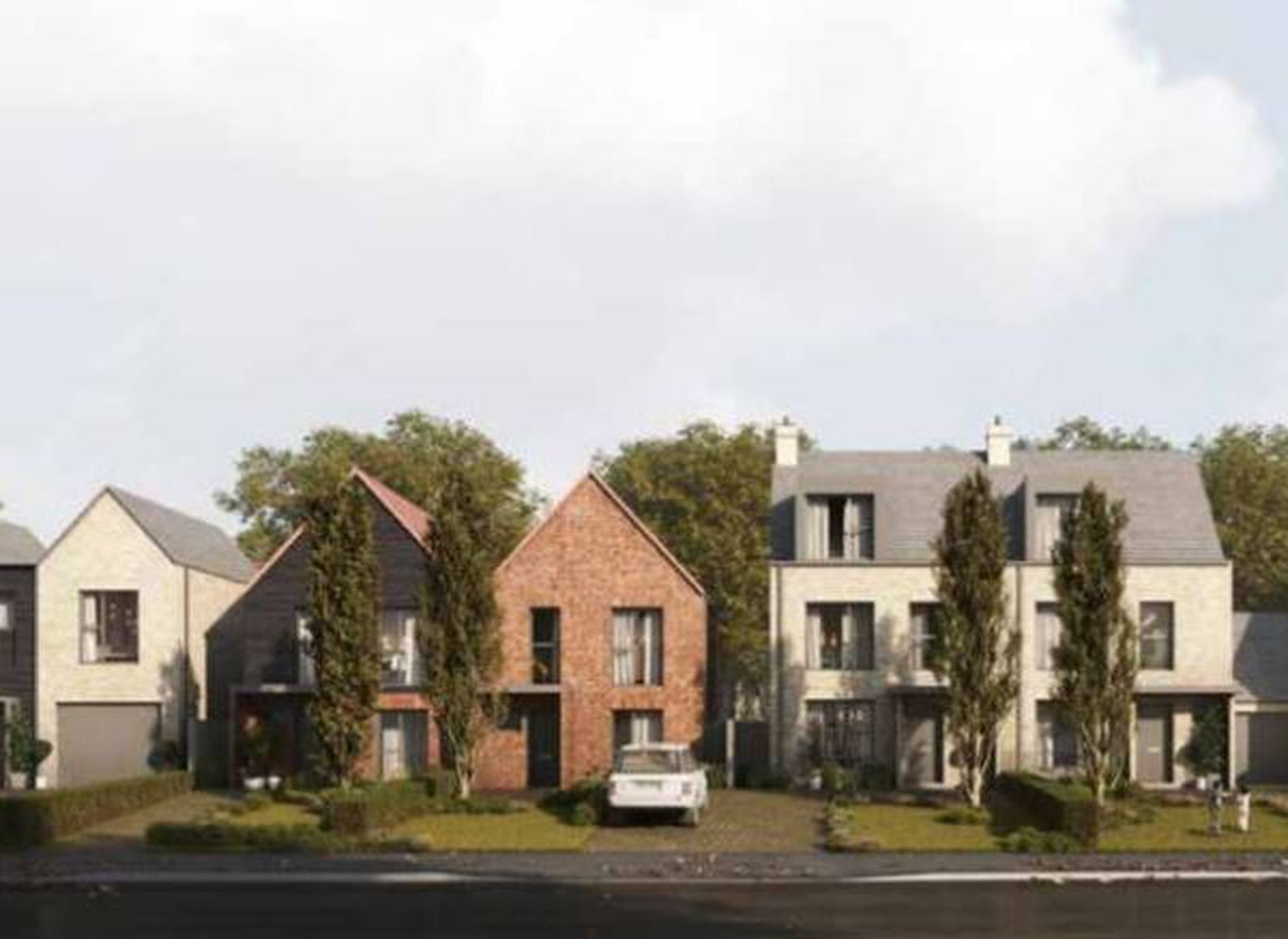 The proposed development at Westgate