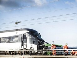 Six killed in Denmark's worst train accident for more than 30 years