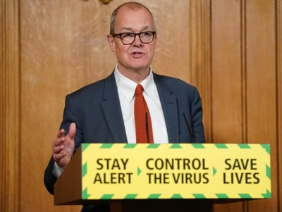 No uptick in coronavirus cases yet despite raves and protests, says Vallance