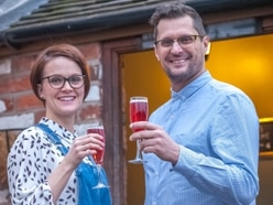 Celebrations for saved Knighton pub featured in Good Pub guide