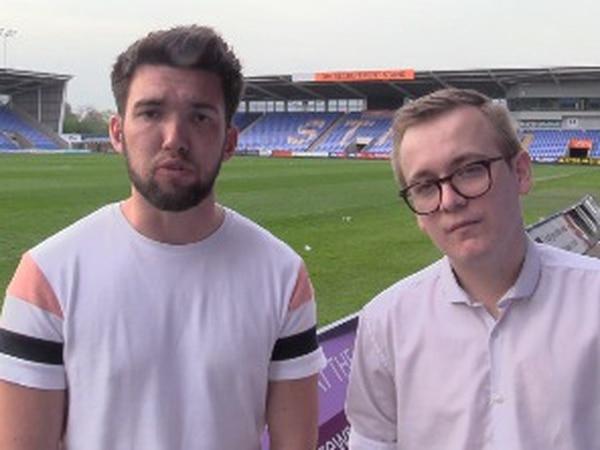 Shrewsbury 2 Oxford 3: Lewis Cox and Richard Fletcher analysis - WATCH