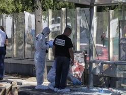 Woman dead after van rams into bus stops in Marseille