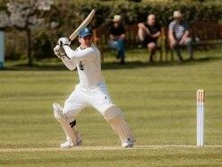 Warrick Fynn century blasts Oswestry to victory