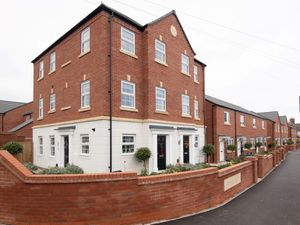 Bellway's Copthorne Keep development is one of two which will bring 379 new homes to Shrewsbury