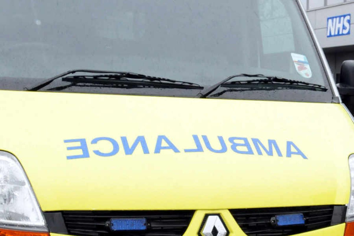 Shropshire pensioner 'on the mend' after ladder fall died in hospital