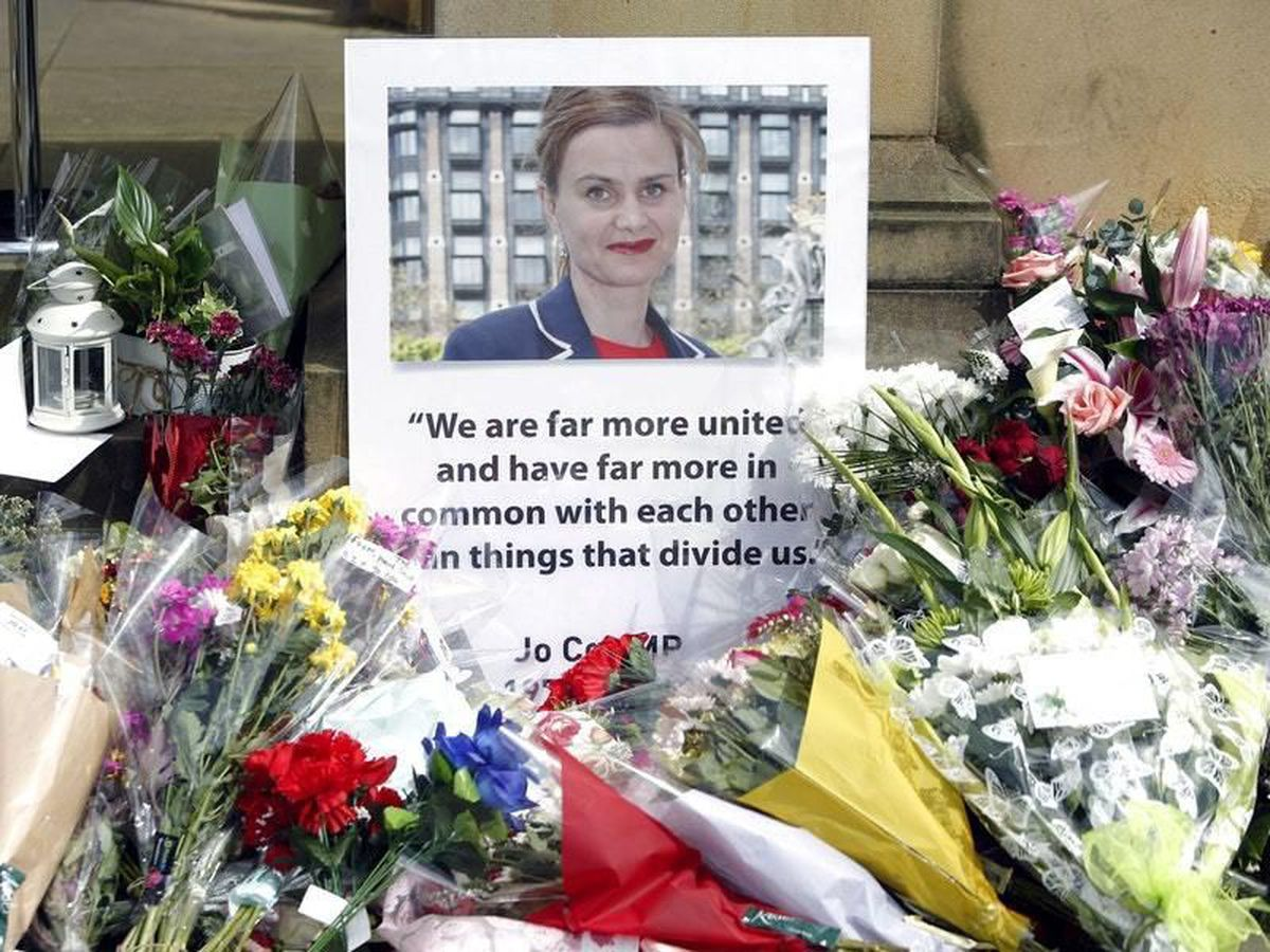 Jo Cox was the MP for Batley and Spen when she was murdered in June 2016
