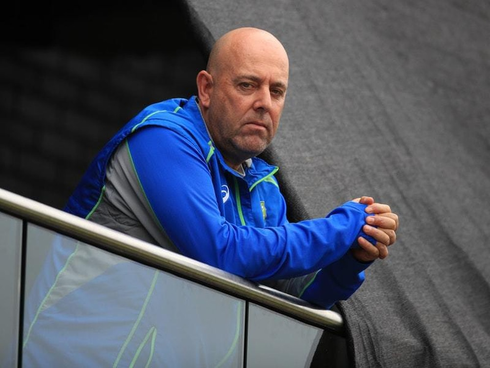 Darren Lehmann breaks down as he reigns from Australia