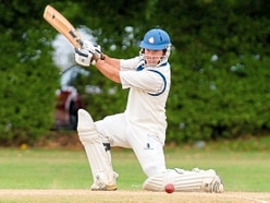 Warrick Fynn close to special double