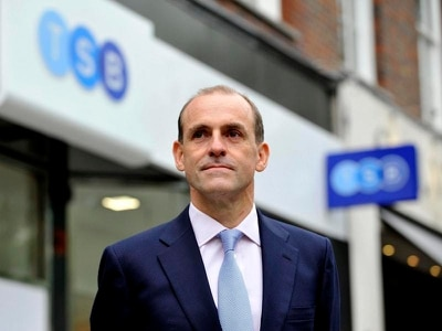 Embattled TSB hires top City headhunter in search for new chief executive