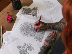 Fans given chance to get free Game Of Thrones ink from celebrity tattooist