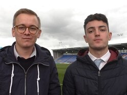 Shrewsbury Town 2 Southend 0: Lewis Cox and Tom Leach analyse the win - VIDEO