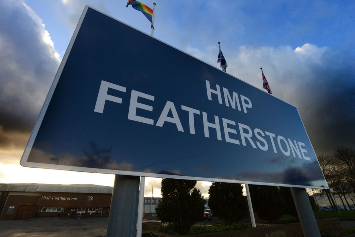 Taiyyab Ahmed tried to smuggle drugs into HMP Featherstone