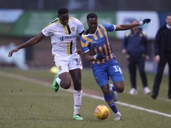 Shrewsbury Town 1 Burton 1 - Match highlights