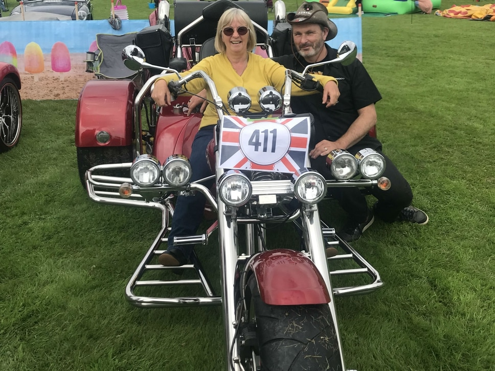 Oswestry's Classic and Vintage Transport Rally attracts hundreds