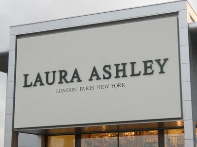 Laura Ashley sees sales and profits tumble