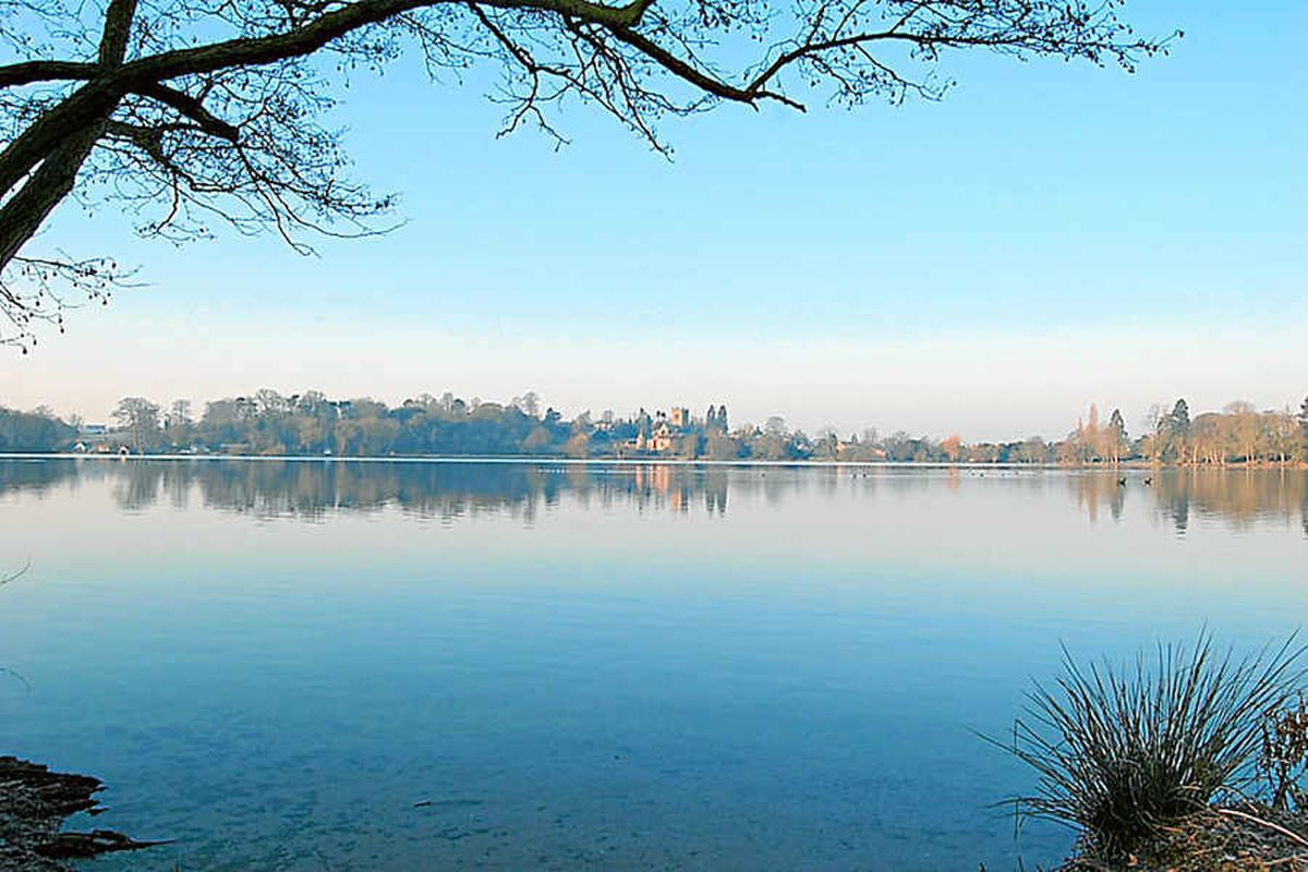 Shropshire's Great Days Out - The Mere at Ellesmere