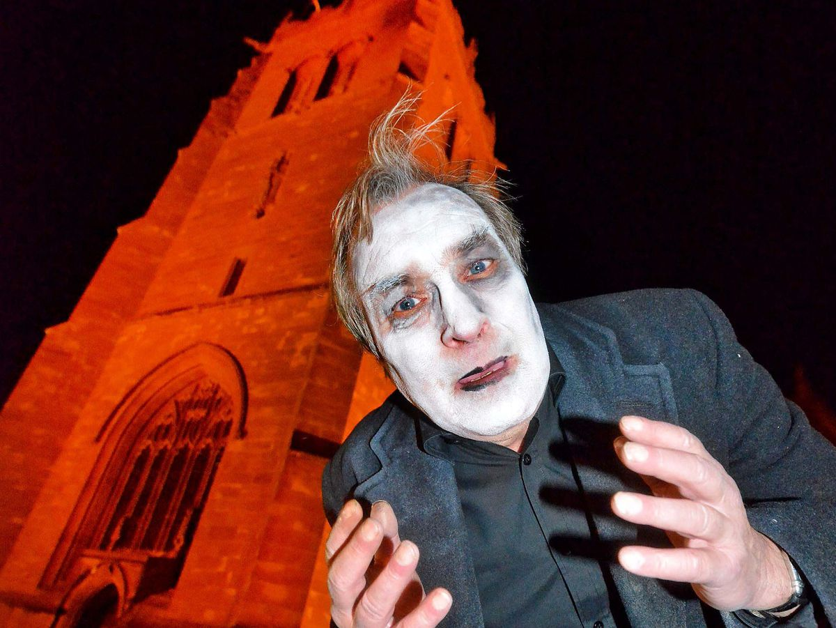 The Ghost Walk in 2016