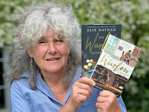 Alix Nathan, a writer from near Bishop's Castle has released a new book The Warlow Experiment, a historical fiction novel set in the Welsh Marches. It was chosen as Waterstones' Welsh Book of the Month