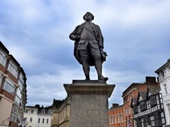 Clive of India statue to remain in Shrewsbury after council vote