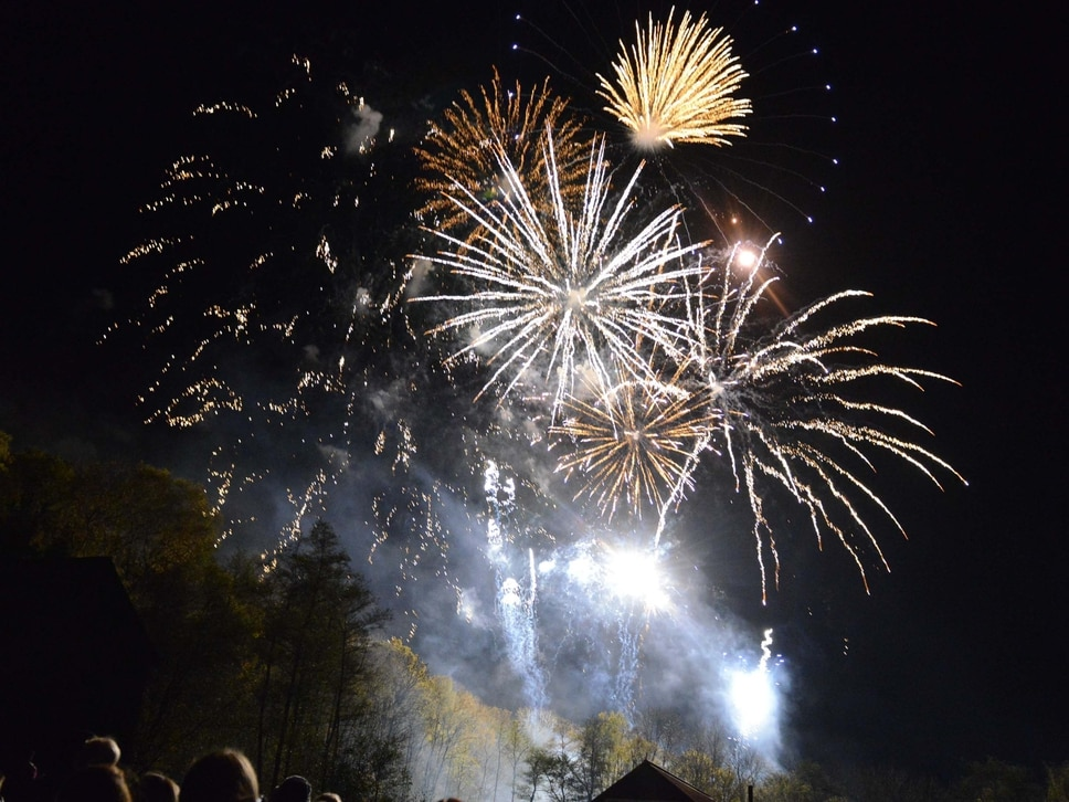 Bonfire Night 2018: This year's top events in Shropshire