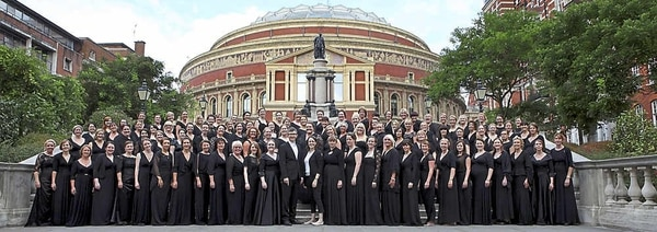 Shropshire military wives hit the high note shropshire star gareth malone takes centre stage with all 100 military wives outside the royal albert hall in august to commemorate the outbreak of the first world war fandeluxe Ebook collections