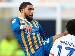 Peterborough v Shrewsbury Town preview: Scott Golbourne happy to be back in the game