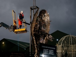 Shropshire's Knife Angel could be heading to national TV show